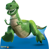 REX - Disney/Pixar Toy Story Dinomight Stand Up