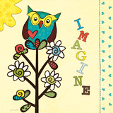 Imagine Poster by Jo Moulton