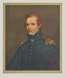 Portrait : Major John Biddle Samlertryk af Thomas Sully