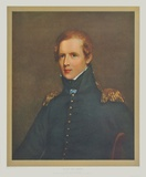 Portrait : Major John Biddle Collectable Print by Thomas Sully