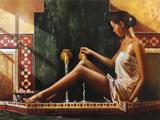 Cleansing Spirit Art par Ron DiScenza