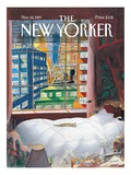 The New Yorker Cover - November 24, 1997 Premium Giclee Print by Jean-Jacques Semp&#233;