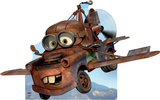 Air Mater - Disney/Pixar Cars Take Flight Stand Up
