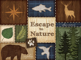 Escape to Nature Prints by Jennifer Pugh