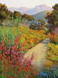 Garden Path Art by Ellie Freudenstein