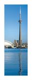 Toronto Skyline from Centre Island, Toronto, Ontario Posters by Jeff Maihara