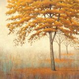Autumn Trees I Prints by James Wiens