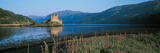 Eilean Donan Castle and Loch Duich Scotland Photographic Print by Panoramic Images 