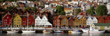 Bergen Norway Photographie par Panoramic Images 