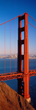 Golden Gate Bridge San Francisco CA Photographic Print by Panoramic Images 
