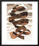 Rinde Kunstdrucke von M. C. Escher