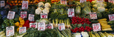 Close-Up of Pike Place Market, Seattle, Washington State, USA Photographic Print by  Panoramic Images