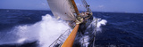 Sailboat in the Sea, Antigua, Antigua and Barbuda Photographic Print by  Panoramic Images