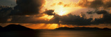 Sunset British Virgin Islands Photographic Print by  Panoramic Images