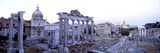 Roman Forum Rome Italy Photographic Print by  Panoramic Images
