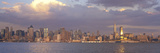 New York City Hudson River NY Photographic Print by  Panoramic Images