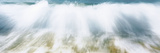 Surf Fountains Big Makena Beach Maui HI USA Photographic Print by  Panoramic Images