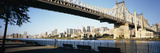 Bridge across a River, Queensboro Bridge, East River, Manhattan, New York City, New York State, USA Photographic Print by  Panoramic Images