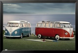 VW-Twin Kombis Affiches