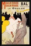 Moulin Rouge Kunstdruck von Henri de Toulouse-Lautrec