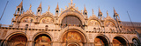 Basilica Di San Marco Venice Italy Photographic Print by  Panoramic Images