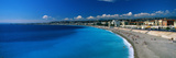 Mediterranean Sea French Riviera Nice France Photographic Print by  Panoramic Images