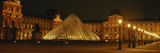 Louvre Paris France Photographic Print by  Panoramic Images