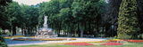 Kurpark Baden Austria Photographic Print by  Panoramic Images