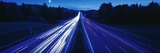Autobahn with Traffic Near Irschenberg Germany Photographic Print by  Panoramic Images