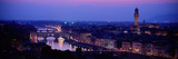 Arno River Florence Italy Photographic Print by  Panoramic Images