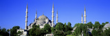 Blue Mosque Istanbul Turkey Photographic Print by  Panoramic Images
