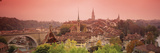 Dusk Bern Switzerland Photographic Print by  Panoramic Images