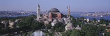 Turkey, Istanbul, Hagia Sophia Photographic Print by Panoramic Images 