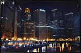 Chicago Nights Travel Prints