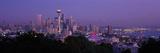 Seattle WA USA Fotografie-Druck von  Panoramic Images