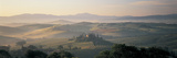 Farm Tuscany Italy Photographic Print by  Panoramic Images