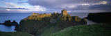 High Angle View of a Castle, Dunnottar Castle, Grampian, Stonehaven, Scotland Photographic Print by  Panoramic Images