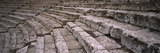 Ruins of an Amphitheater, Epidaurus, Greece Photographic Print by  Panoramic Images