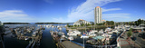Boats at a Harbor, Nanaimo, Vancouver Island, British Columbia, Canada Photographic Print by  Panoramic Images