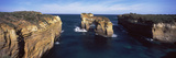 Rock Formations in the Ocean, Campbell National Park, Great Ocean Road, Victoria, Australia Photographic Print by  Panoramic Images