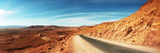 Road in the High Atlas Mountains in Morocco Photographic Print by  Panoramic Images