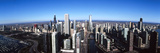Skyscrapers in a City, Trump Tower, Chicago River, Chicago, Cook County, Illinois, USA 2011 Photographic Print by  Panoramic Images
