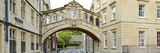 Bridge across a Road, Bridge of Sighs, New College Lane, Hertford College, Oxford, Oxfordshire, ... Photographic Print by Panoramic Images