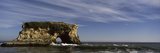 Rock Formations in Ocean, Natural Bridges State Beach, Santa Cruz, Santa Cruz County, California... Photographic Print by Panoramic Images