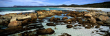 Rocks on the Beach, Friendly Beaches, Freycinet National Park, Tasmania, Australia Photographic Print by  Panoramic Images