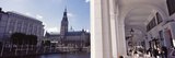 Town Hall at the Waterfront, Alsterarkaden, Alster Lake, Hamburg, Germany Photographic Print by  Panoramic Images