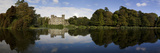 Lake and 19th Century Gothic Revival Johnstown Castle, Co Wexford, Ireland Photographic Print by  Panoramic Images