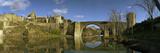 Arch Bridge across a River, San Martin Bridge, Tagus River, Toledo, Castilla La Mancha, Toledo P... Photographic Print by  Panoramic Images