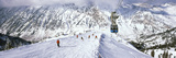 Overhead Cable Car in a Ski Resort, Snowbird Ski Resort, Utah, USA Photographic Print by  Panoramic Images