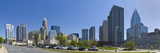 Skyscrapers in a City, Charlotte, Mecklenburg County, North Carolina, USA 2011 Photographic Print by  Panoramic Images